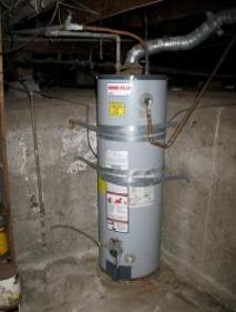 our San Leandro water heater repair team installs new water heaters